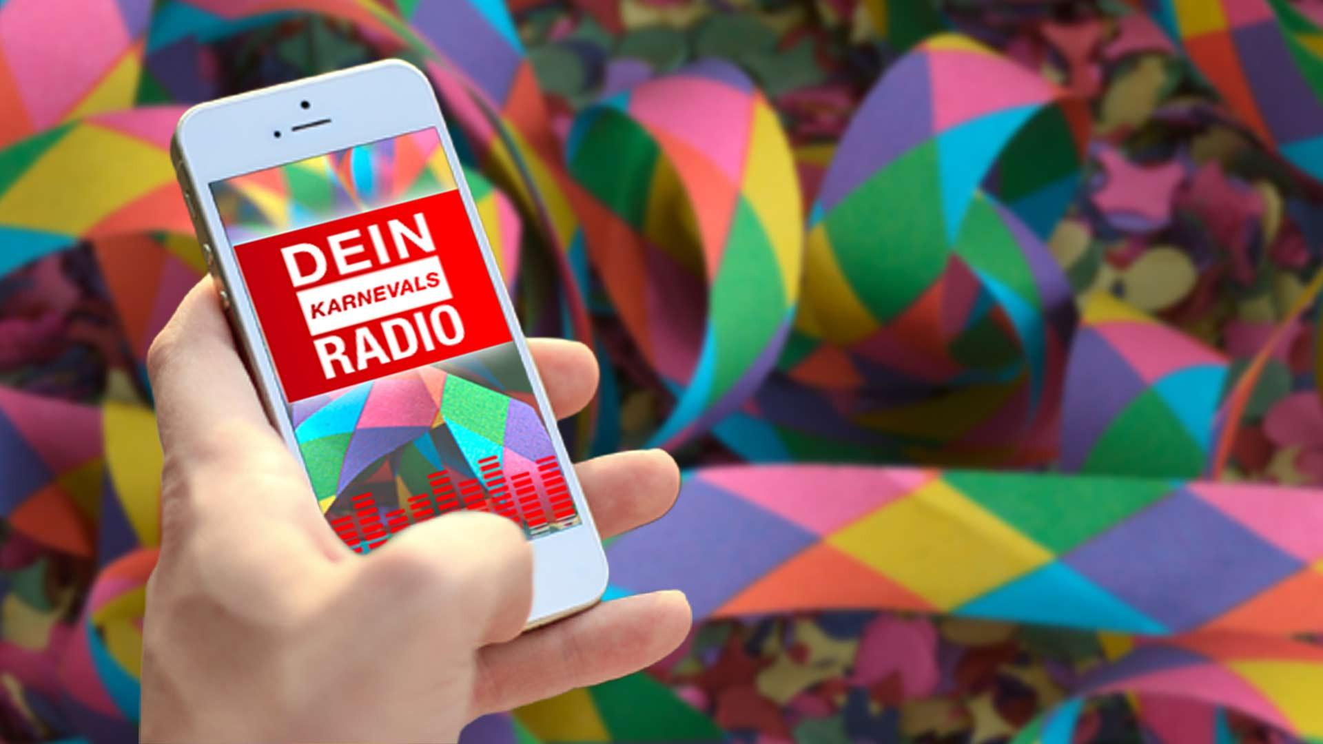 Dein Karnevals Radio im kostenlosen Webstream