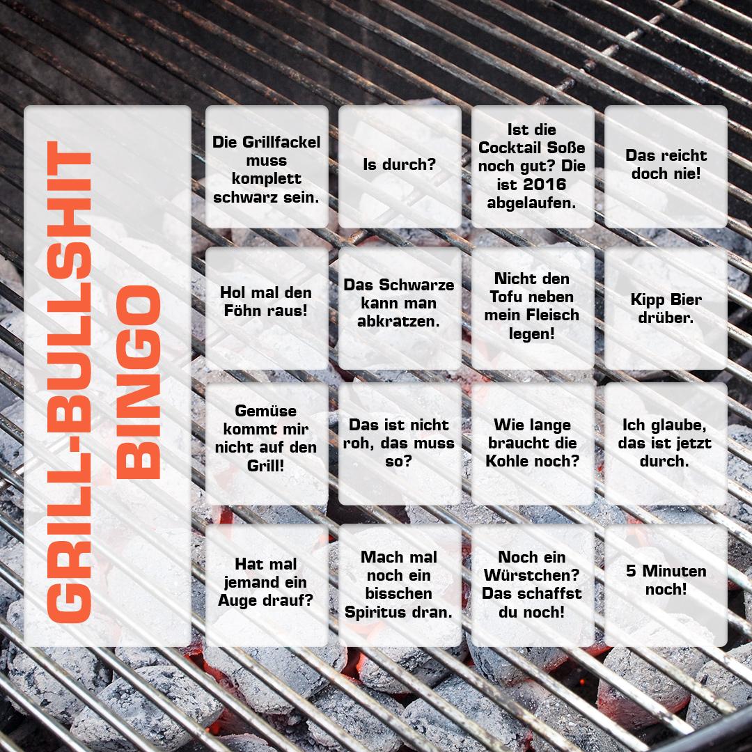 Grill-Bullshit-Bingo