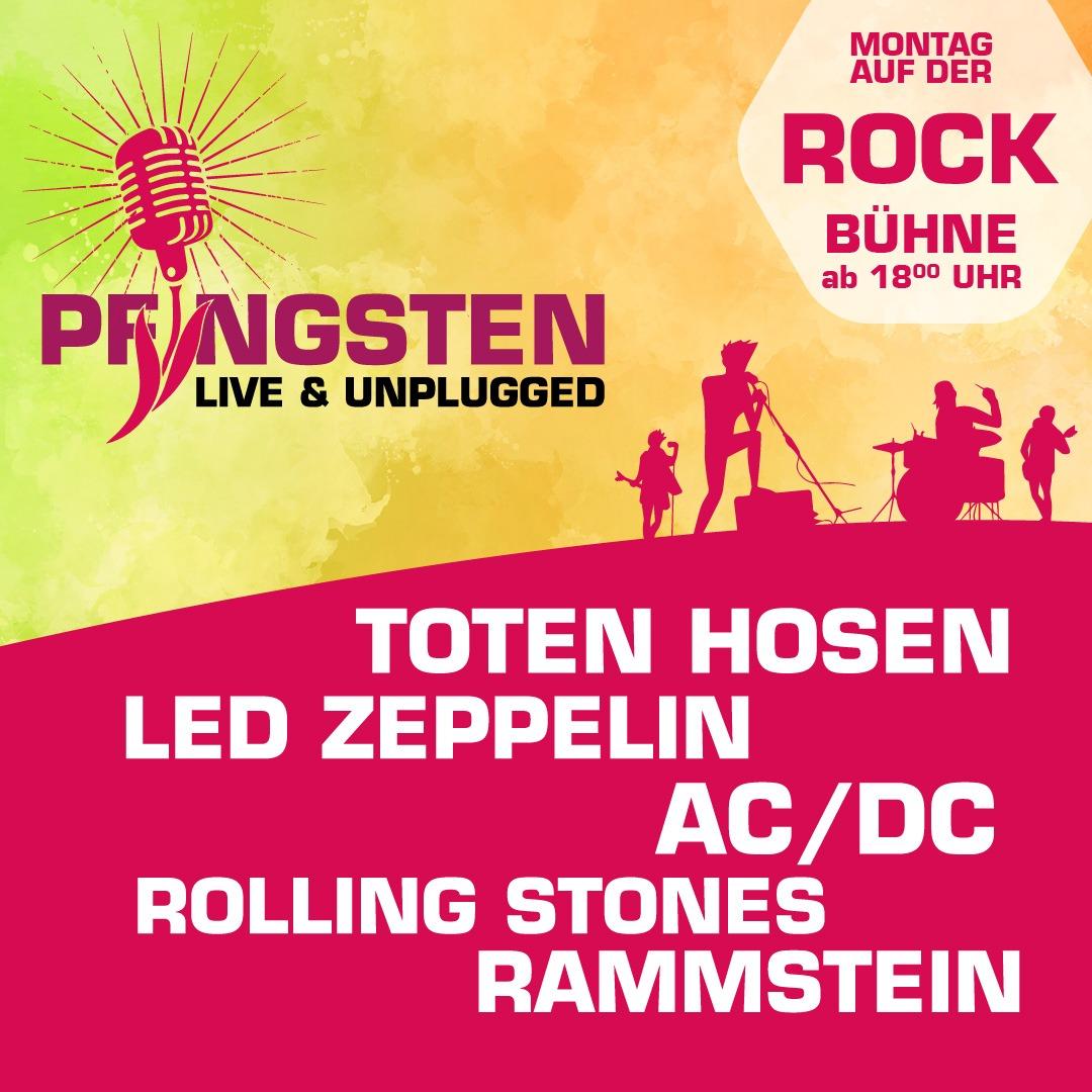 Pfingsten LuU Rock