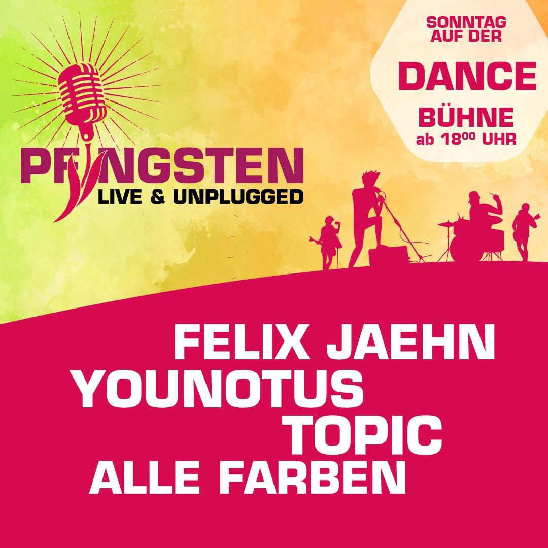 Pfingsten LuU Dance