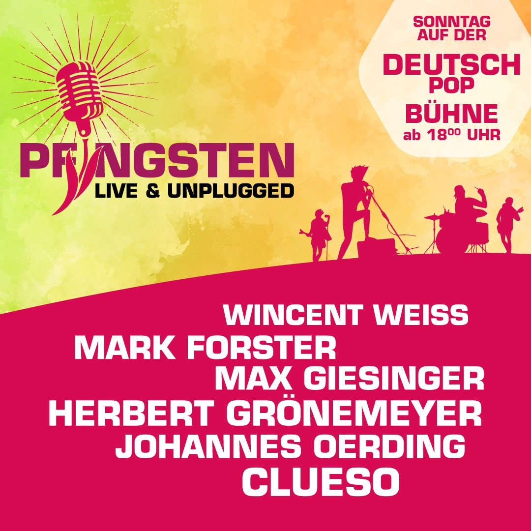 Pfingsten LuU Deutschpop