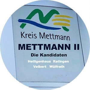 Mettmann 2 Button
